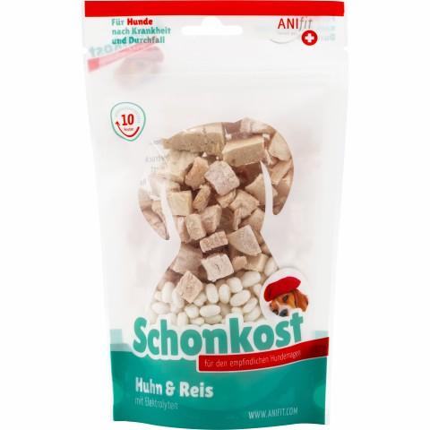 """Schonkost """"Huhn/Reis"""" 50g (1 Stück)"""