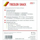 Tricolor-Snack 35g (1 Stück)